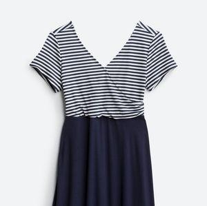 Amandine maternity dress